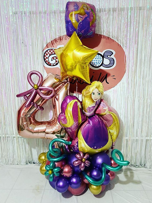 Bouquet de Personaje