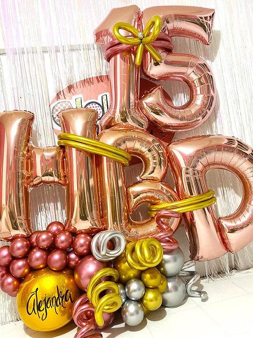 Balloon Bouquete 15