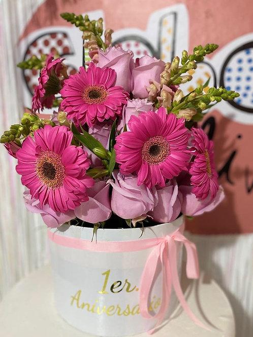 Flores Aniversario