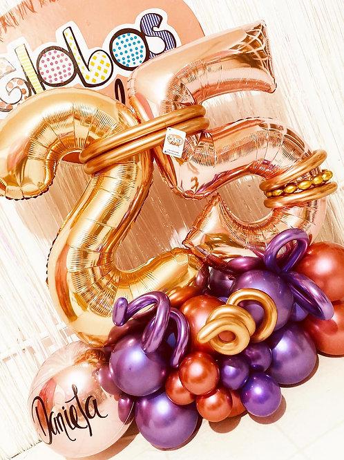 Ballon Bouquet Basic