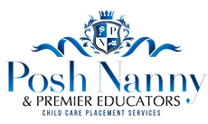 Posh Nanny & Premier Educators Logo