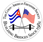 Cuban American Friendship Society Logo