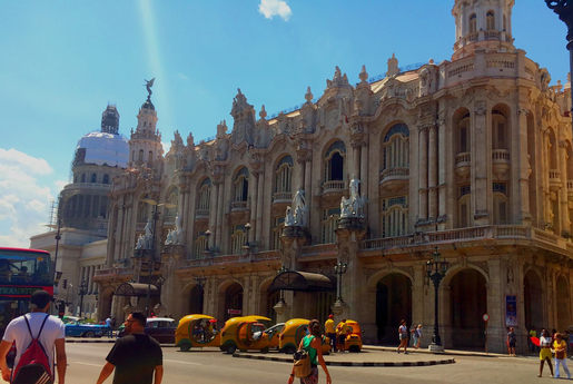 Cuba Trip IWD 2019: Gran Teatro