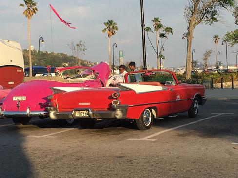 Trip to Cuba: Havana Cars