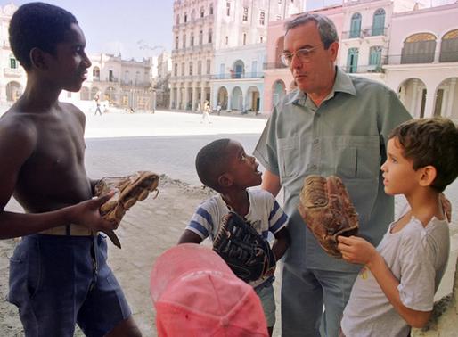 """Cubans bid farewell to Eusebio Leal Spengler, the saviour of Havana"""