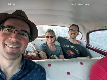 Trip to Cuba 2019: Classic car