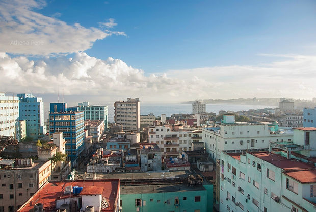Havana City and Bay