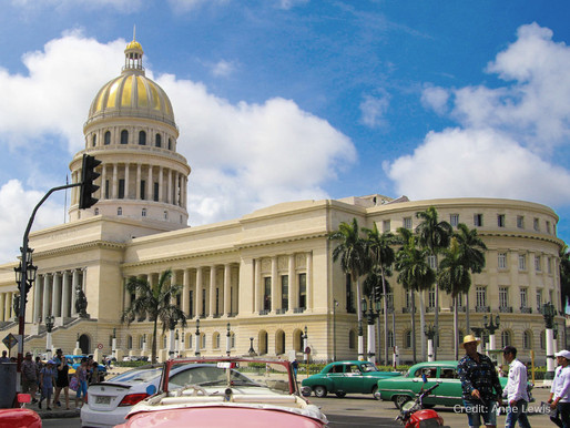 Our Visit to Beautiful Havana