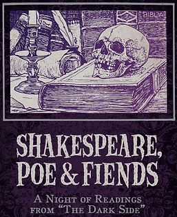 Shakespeare Poe & Fiends