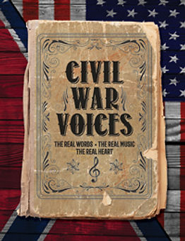 Civil War Voices, Walnut Street Theatre