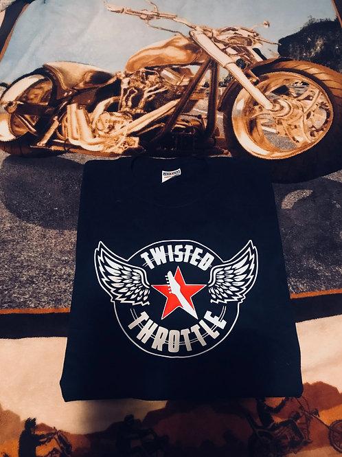 Twisted Throttle Rock T (Men's Style)