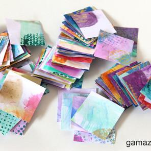 Sztuka abstrakcyjna - Kreatywna zabawa plastyczna dla całej rodziny