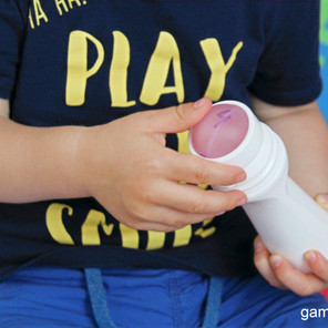 Nauka cyferek – Zabawka edukacyjna z recyklingu DIY