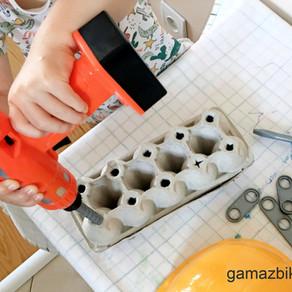 Kreatywne majsterkowanie - Zabawka z recyklingu