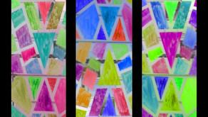 Sztuka witrażu w wykonaniu dzieci – Ozdabiamy nasz dom