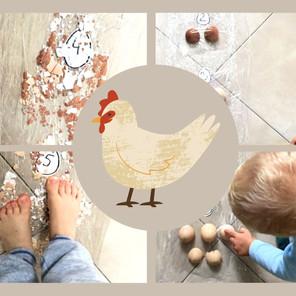 Edukacyjna ścieżka sensoryczna
