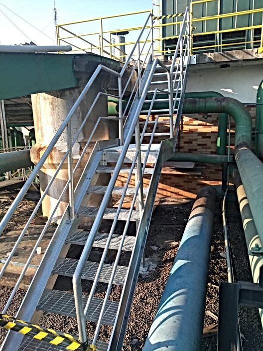 Escada Grade Guimarães