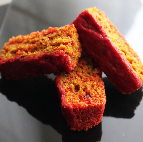 Cake à la betterave et au sirop d'érable
