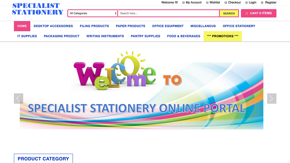 Specialist Stationery | Singapore Wholesale Stationery Supplier