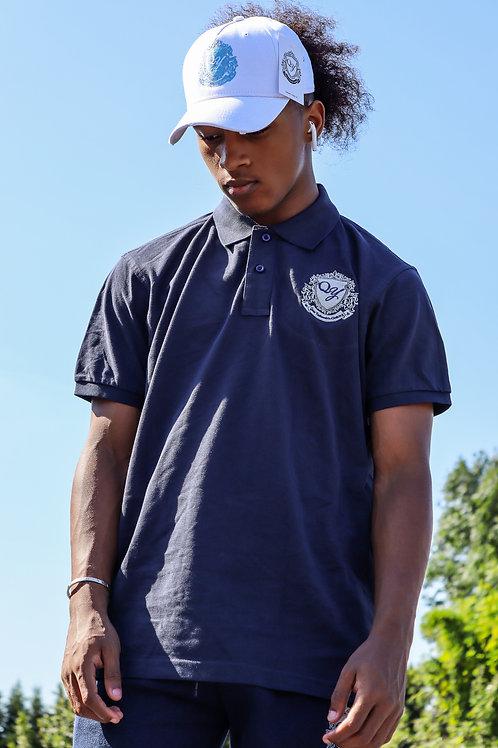 QY Couture - Men's Cotton Polo Shirt