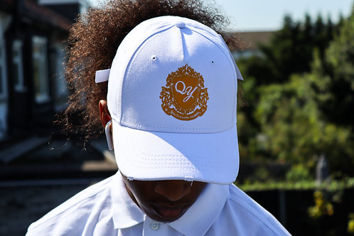 QY  Couture - Embroidered Baseball Cap