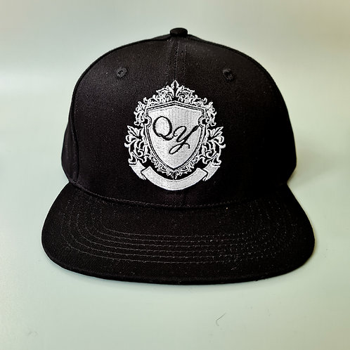 QY  Couture - Embroidered Snapback Baseball Cap