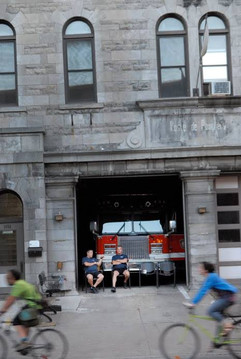 New Yorkin palomiehet