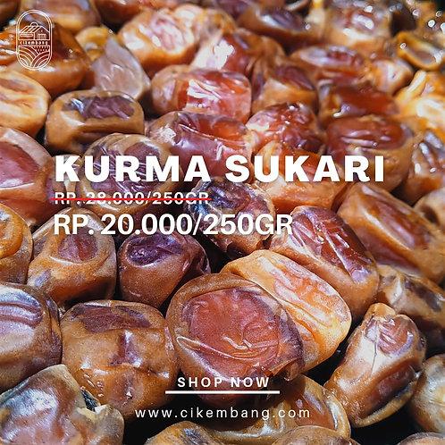Kurma Sukkari250gr BDG