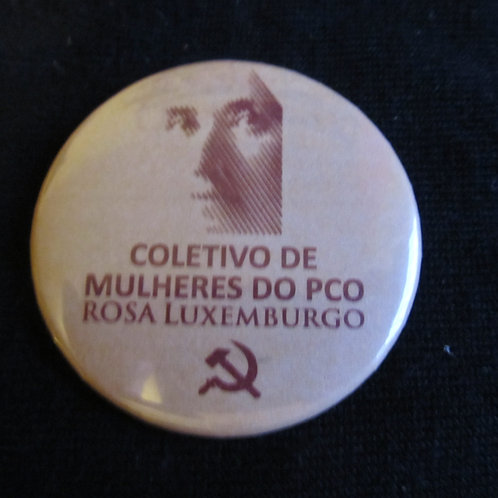 Bóton Coletivo de Mulheres Rosa Luxemburgo