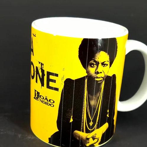 Caneca Nina Simone