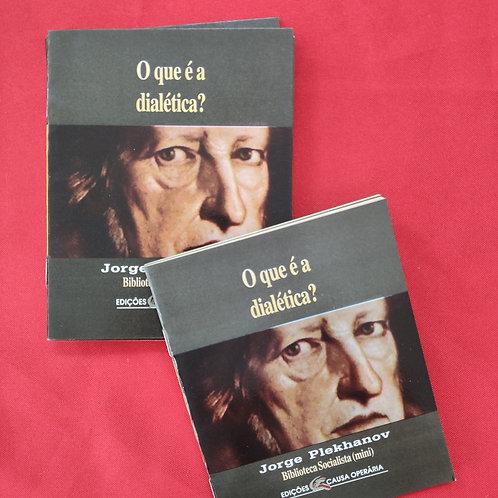 O que é Dialética? - Jorge Plekhanov
