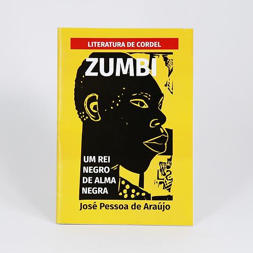 Literatura de Cordel - Zumbi