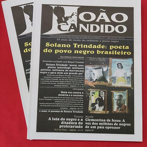 """Revista João Cândido - """"Solano Trindade: poeta do povo negro brasileiro"""""""