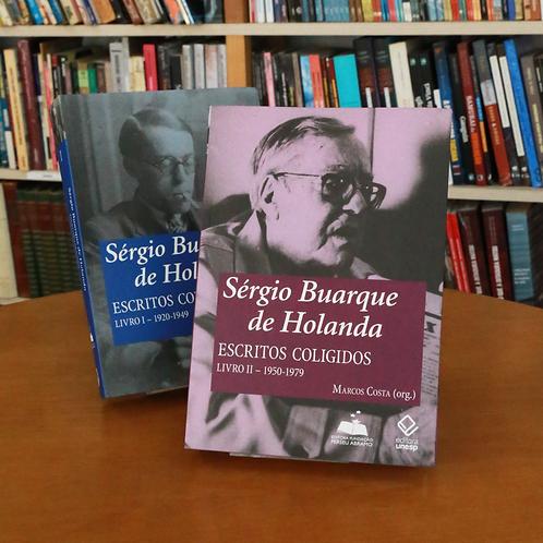 Sérgio Buarque de Holanda - Escritos Coligidos I e II