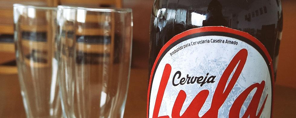 Cerveja Artesanal Lula Livre Já! Fora Bolsonaro!