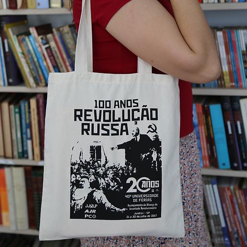 Bolsa 100 anos Revolução Russa