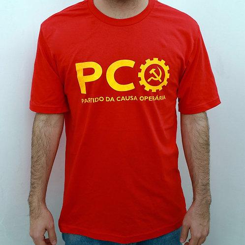 Camiseta PCO Masculina