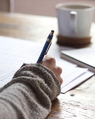 écriture t créativité