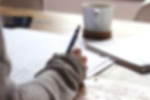 La scrittura persona
