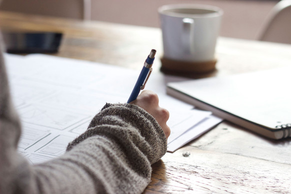 THREE WAYS TO HELP YOUR CHILD WITH WRITING