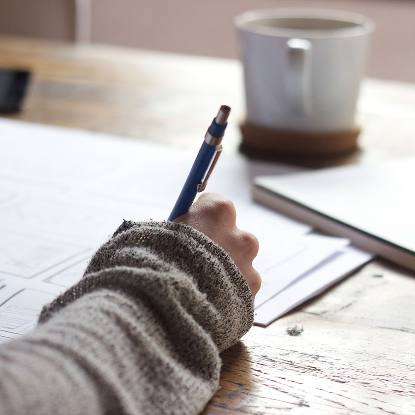 Day Workshop | Intuitive Writing