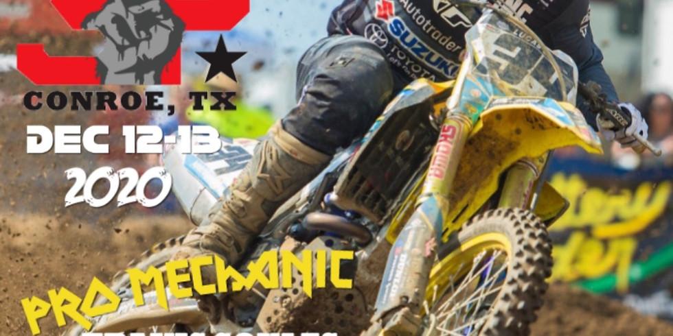 3 Palms MX Riding/Mechanic school with WESTON PEICK