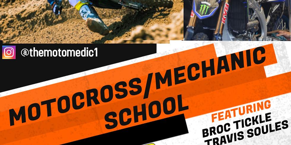 Motocross/Mechanic school presented by The Moto Medic