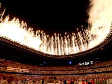 Ολυμπιακοί Αγώνες: Έσβησε η φλόγα στο Τόκιο και το Παρίσι πήρε τη σκυτάλη!