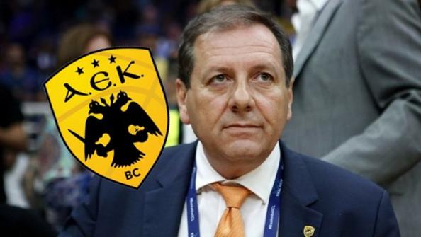 Αγγελόπουλος: Τα μπαν θα λυθούν άμεσα - Θέλω 6.600 διαρκείας - Στόχος η κορυφή της Ευρώπης