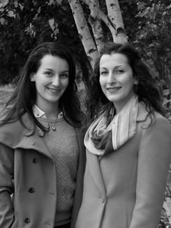 Rositsa Paunova and Ina Abadjieva