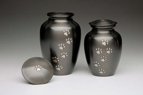 B1651 Paws to Heaven Pet Cremation Urn