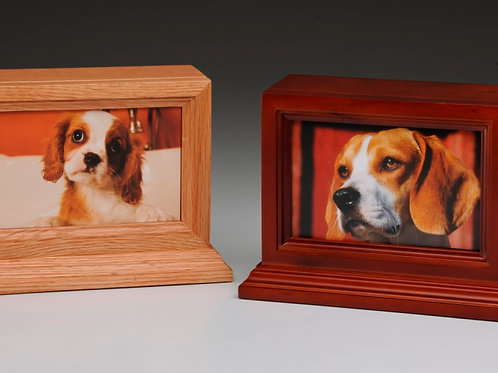 B013  Pet Photo Frame Urn 4x 6