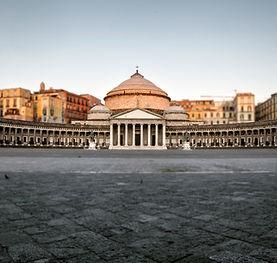 Palazzo Bevilacqua Napoli  piazza plebis