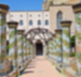 monastero santa chiara palazzo bevilacqu